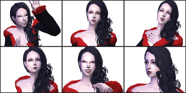 morgana-faces